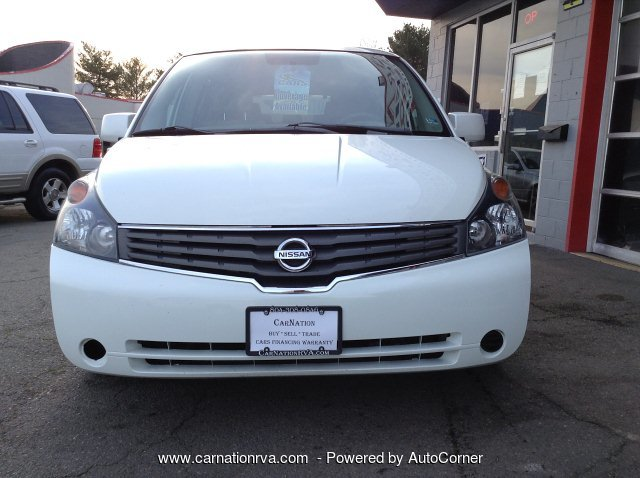 2008 Nissan Quest 3.5L Pwr Options Clean History New Tires