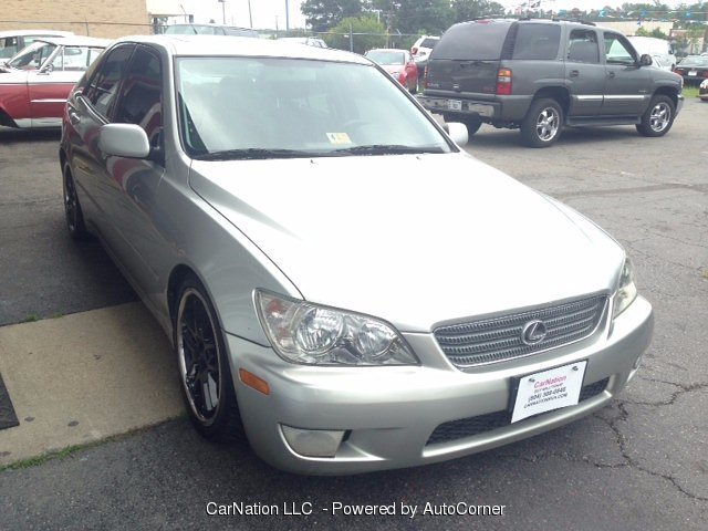 2001 Lexus IS 300 Leather Sunroof Inline 6 Motor Loaded