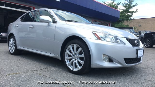 2008 Lexus IS IS 250 AWD Leather Sunroof PushStart Very Clean