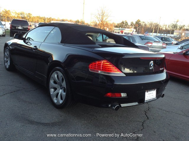 2005 BMW 6-Series 645Ci Convertible Super Clean W Low Miles