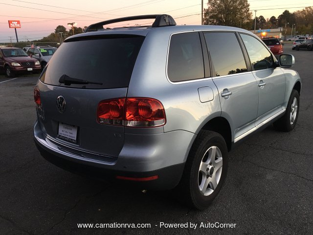 2005 Volkswagen Touareg V6 Leather Sunroof 4WD 1 Owner