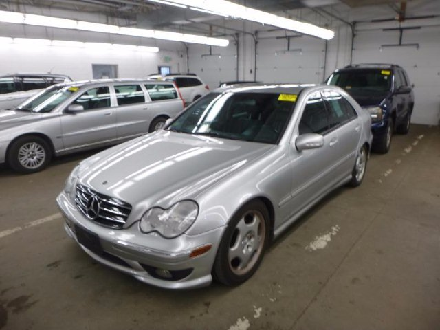 2002 Mercedes Benz C-Class C32 AMG FAST SUPERCHARGED SPORTS SEDAN