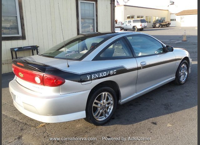 2005 Chevrolet Cavalier LS Sport Coupe 5-Speed Manual
