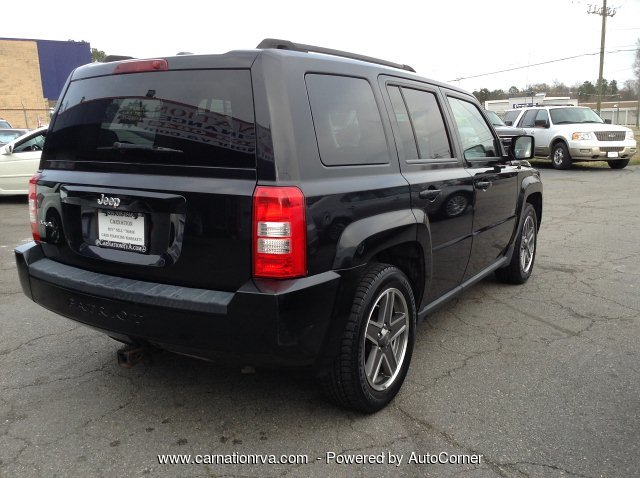 2009 Jeep Patriot Sport 4WD Rocky Mountain w Alloys & Roof