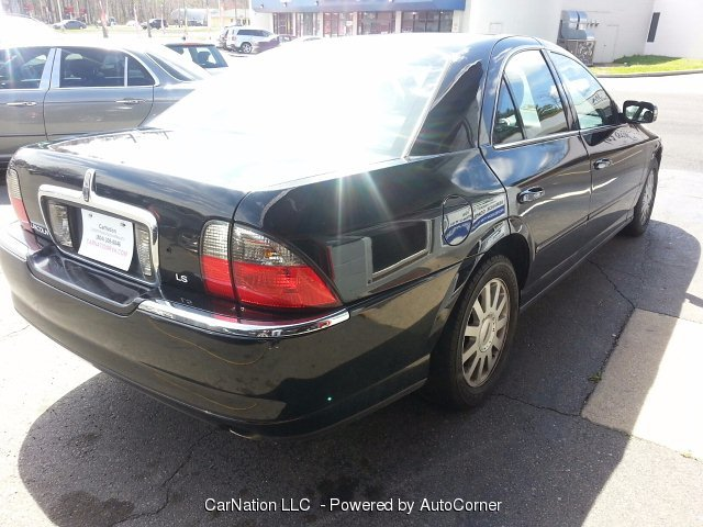 2004 Lincoln LS V6 Automatic Leather Roof Loaded