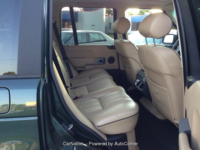 2004 Land Rover Range Rover HSE AWD Luxury SUV