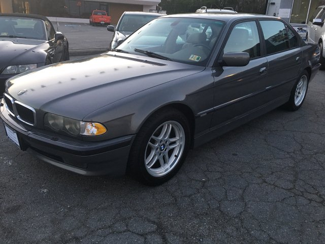 2001 BMW 7-Series 740iL Leather Sunroof M Wheels Sport PKG