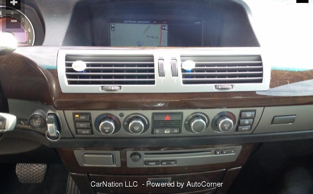 2006 BMW 750i Leather Sunroof Navigation Hugs The Road