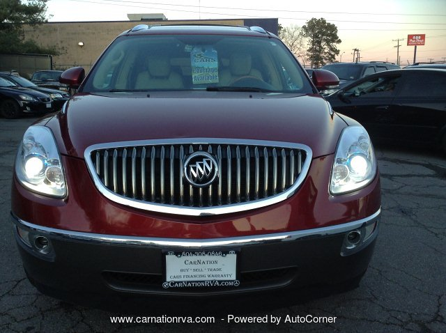 2008 Buick Enclave CXL Leather Pano Roof Remote Start TV/DVD