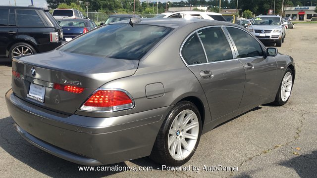 2004 BMW 7-Series 745i Navigation PushStart Loaded