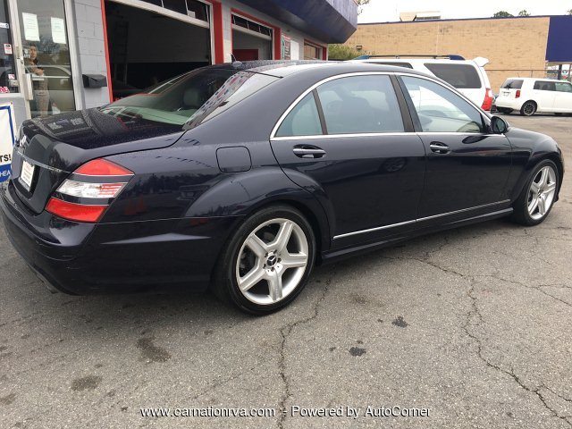 Mercedes Benz S-Class S550 7-Speed Automatic AMG Sport PKG 58K