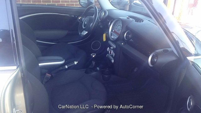 2009 MINI Cooper Hardtop S Loaded Dual Sunroofs Push Start