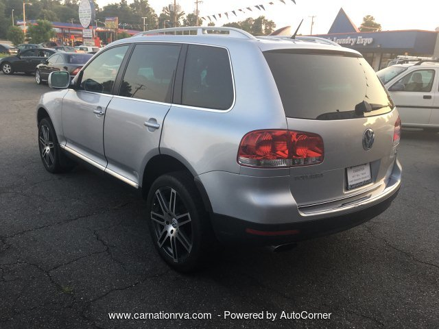 2007 Volkswagen Touareg Loaded Leather Sunroof 4X4