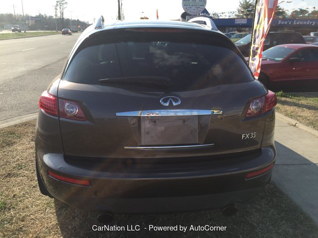 2004 Infiniti FX FX35 AWD Leather Sunroof Navigation