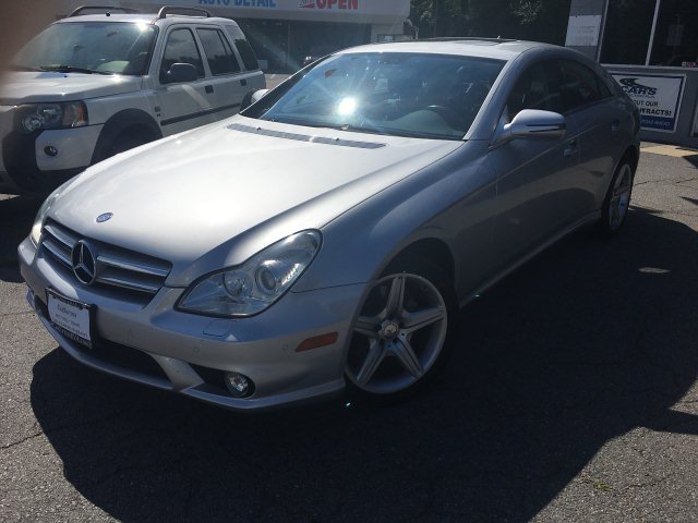 2011 Mercedes Benz CLS-Class CLS550 PushStart Navi 4 New Tires AMG PK