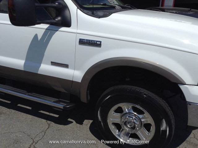 2005 Ford F-350 SD Turbo Diesel Lariat Crew Cab 4WD LOADED