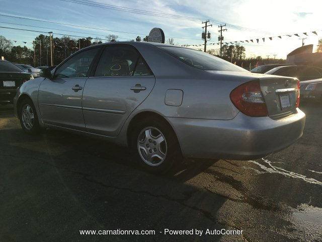 2002 Toyota Camry XLE All Power Options Very Reliable
