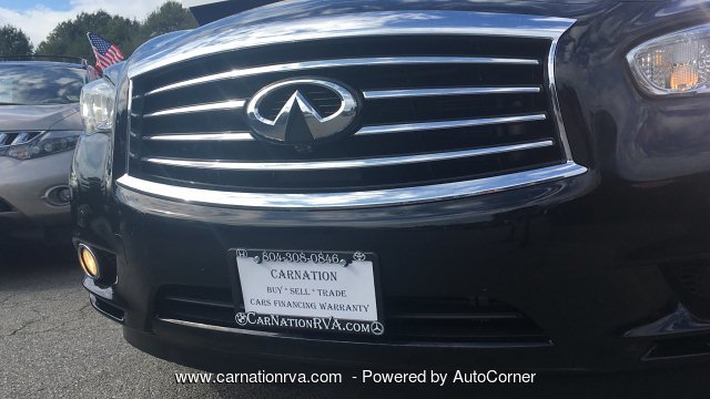 2013 Infiniti JX 35 AWD Push & Remote Start 360 Cam Navigation