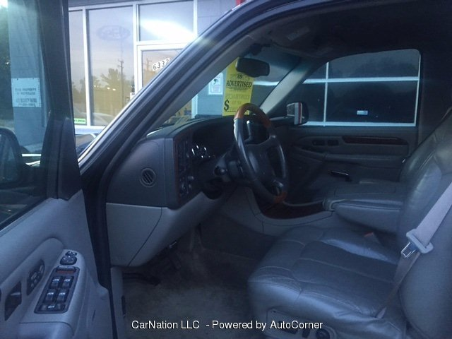 2002 Cadillac Escalade Loaded Leather 3rd Row Sharp SUV