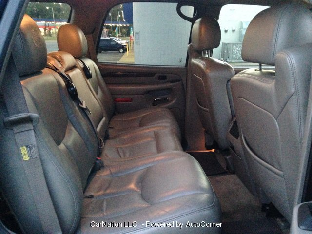 2004 Cadillac Escalade AWD Leather Roof Chrome Wheels Runs 100%